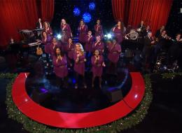 Traces Gospel Choir in NRK Christmas 2015